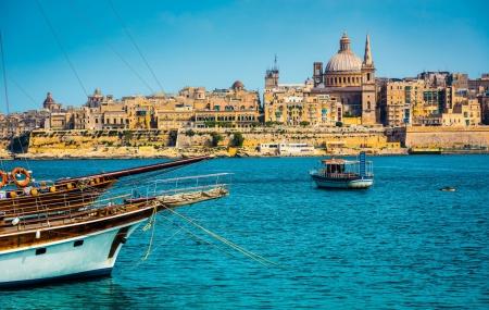 Malte : vente flash, séjour 6j/5n en hôtel 4* + petits-déjeuners + vols, - 71%