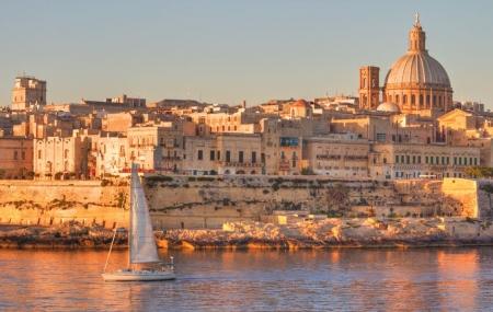 Malte : séjour 6j/5n en hôtel 4*+ petits-déjeuners + vols de Paris