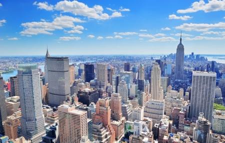 New-York : vente flash, week-end 4j/3n en hôtel 5*, - 80%