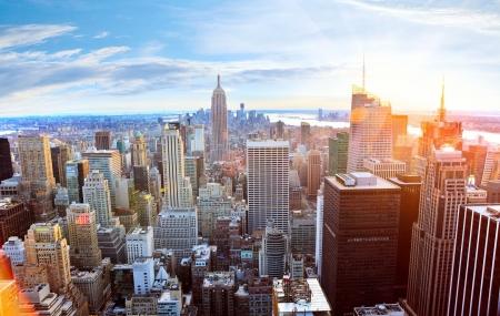 New York : vente flash, week-end 5j/3n en hôtel 5* + petits-déjeuners + vols