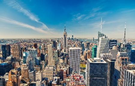New York : vente flash, week-end 5j/3n en hôtel 4* + vols Air France