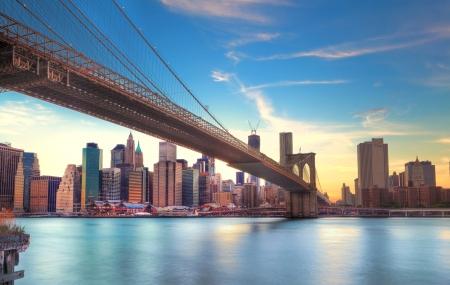 New York : enchère, week-end 5j/3n en hôtel 3*, vols inclus
