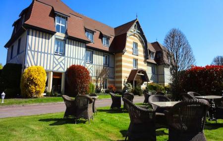 Normandie : enchères, week-end 2j/1n en manoir 4* + petit-déjeuner