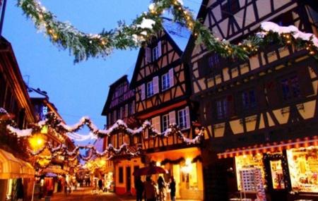 Marchés de Noël : 2j/1n à 4j/3n en Alsace et en Europe avec vols inclus