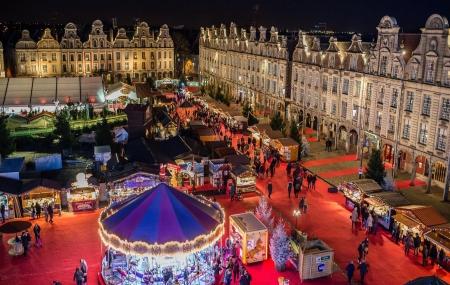 Arras : vente flash 2j/1n en hôtel + petit-déjeuner, - 41%