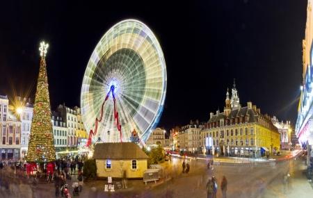 Lille : vente flash week-end 2j/1n en hôtel 4* pour le marché de Noël, - 31%