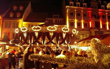 Mulhouse : vente flash 2j/1n en hôtel 4* + demi-pension, dispos 15 août et marché de Noël