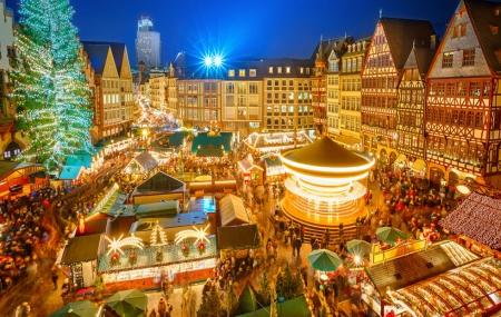 Marchés de Noël : week-ends 2j/1n à Strasbourg, Bruxelles, Metz, Reims,... - 45%