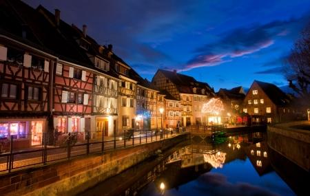 Croisière Marché de Noël en Alsace : 4 jours en pension complète