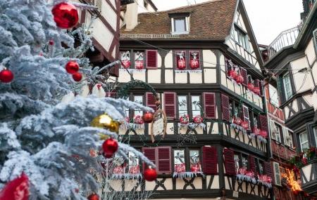 Alsace, marchés de Noël : week-ends 2j/1n en hôtels 3* à 5* + petit-déjeuner, - 33%