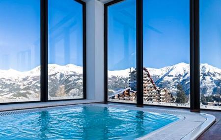 Alpes du Sud, Pra-Loup : vente flash week-end 2j/1n en hôtel 3* + petit-déjeuner & spa, - 73%