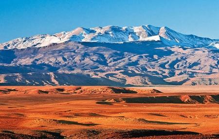 Marrakech & l'Atlas : combiné 6j/5n hôtels + petits-déjeuners + vols
