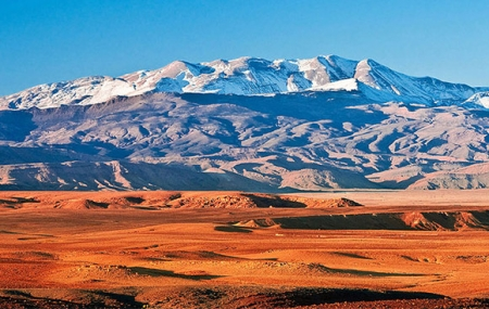 Maroc : circuit 8j/7n Marrakech & Sahara, riads, hôtel & tente, vols inclus