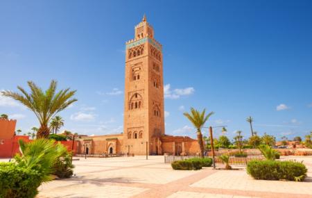 Marrakech : séjour 8j/7n en hôtel 3* + petits-déjeuners + vols