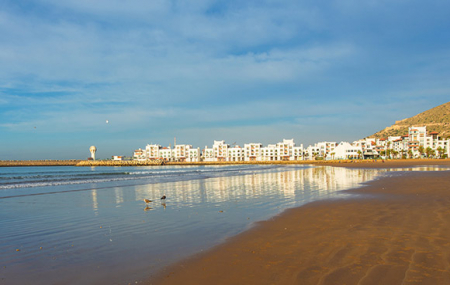 Maroc, Agadir : séjour 8j/7n en hôtel 4* + demi-pension + vols