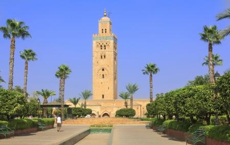 Marrakech : enchère, séjour 8j/7n en hôtel 4* tout compris + vols