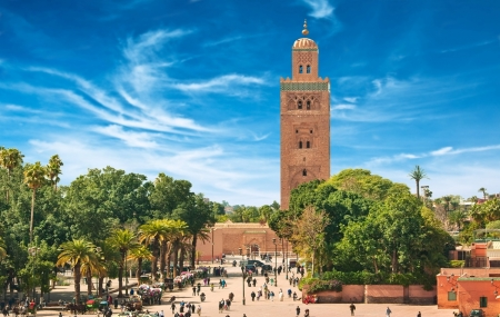 Marrakech : vente flash, week-end 4j/3n en riad + petits-déjeuners + vols, - 38%