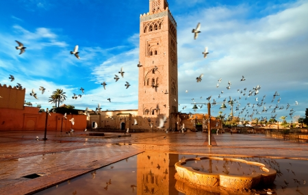 Marrakech : week-end 2j/1n en hôtel 4*+ petit-déjeuner, - 43%