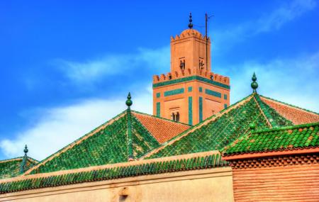 Marrakech : week-end 3j/2n en riad + petits-déjeuners + vols Air France