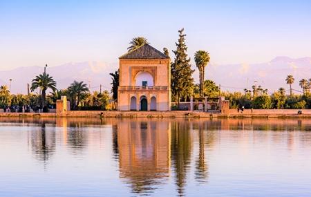 Marrakech : septembre, séjours 8j/7n en hôtels 3* à 5*, vols inclus