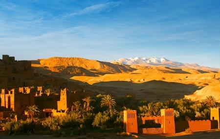 Marrakech : séjour 6j/5n en hôtel 4* en formule tout inclus + vols A/R de Paris