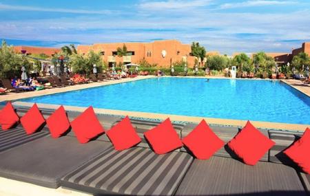 Marrakech : vente flash week-end 3j/2n en hôtel 5* tout compris + hammam & spa + vols