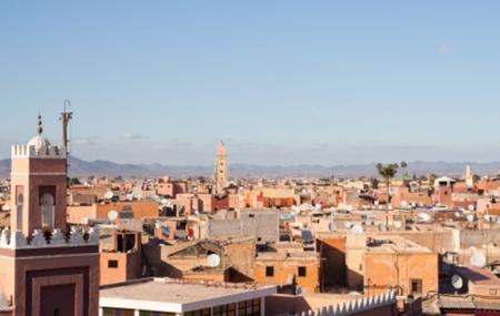 Marrakech : vente flash, week-end 2j/1n en lodge insolite + demi-pension, - 45%