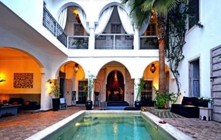 Marrakech : vente flash, week-end 4j/3n en riad 4* + petits-déjeuners + vols, - 55%