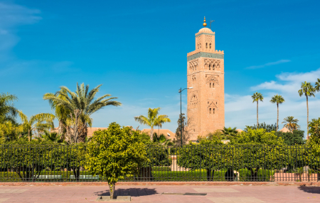 Marrakech : week-end 3j/2n ou plus en hôtel 4* + petits-déjeuners, vols inclus
