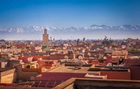 Marrakech : vente flash, weeh-end 4j/3n en riad de charme + demi-pension, - 65%