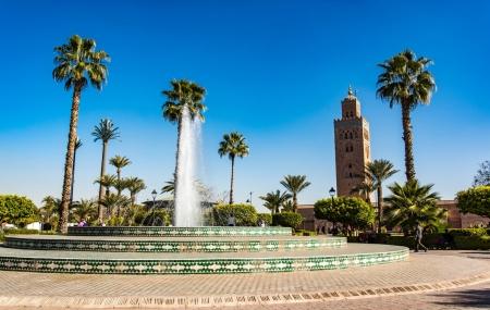 Marrakech : week-end 4j/3n en riad 4* + petits-déjeuners + vols