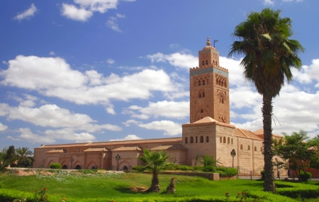 Marrakech : week-end 4j/3n vols + hôtel en riad + petits-déjeuners