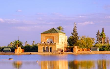 Marrakech : vente flash week-end 4j/3n en hôtel 5* + petits-déjeuners, vols inclus, - 66%