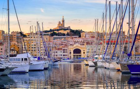 Marseille : vente flash, week-end 2j/1n en hôtel 4* + accès spa