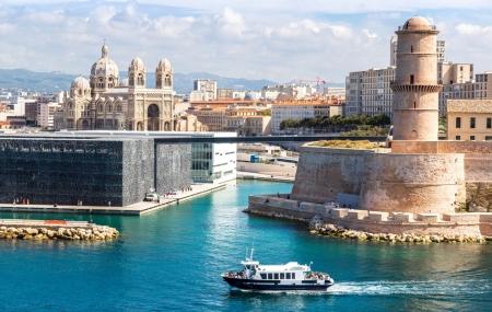Marseille : vente flash, 2j/1n en hôtel 4* + petit-déjeuner + visite Mucem, - 58%