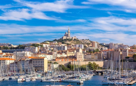 Marseille : vente flash week-end 2j/1n en hôtel 4* + petit-déjeuner, - 45%
