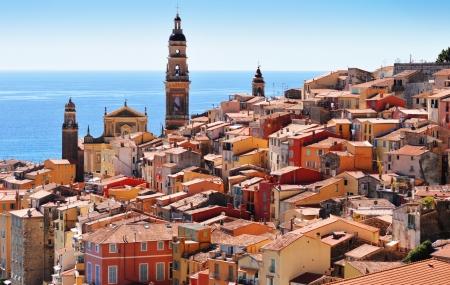 Côte d'Azur, Menton : enchères week-end 2j/1n en hôtel 3*
