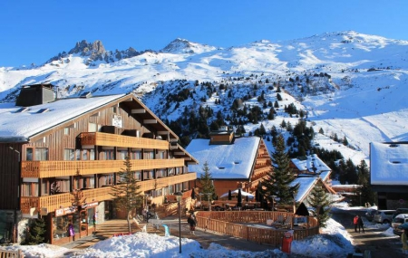 Ski : offre spéciale enfants gratuits, 4j/3n en résidences à Méribel ou aux 2 Alpes