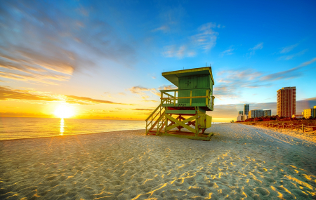 Miami : séjours 9j/7n en hôtel 3* bord de mer, vols inclus