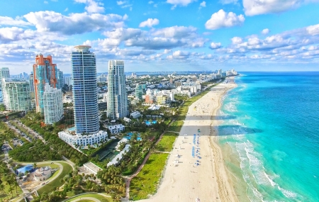 Miami : vente flash, 2j/1n ou plus, hôtel 4* en chambre double ou quadruple, - 45%