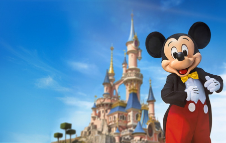 Disneyland® Paris, vacances de février : 2j/1n en hôtel 4* + petit-déjeuner + entrée au parc, - 50%