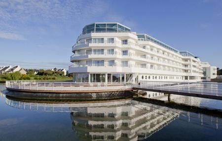 Bretagne, Baie de Quiberon : week-end 2j/1n en hôtel 5* + accès spa & espace thalasso