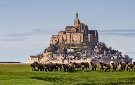 Mont-Saint-Michel : enchère week-end 5j/4n en hôtel 3* + petits-déjeuners + dîners