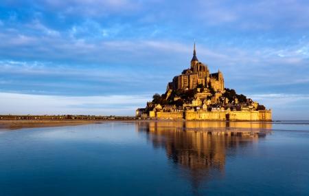 Mont Saint Michel : 1 nuit en yourte + petit-déjeuner + visite en option, - 30%