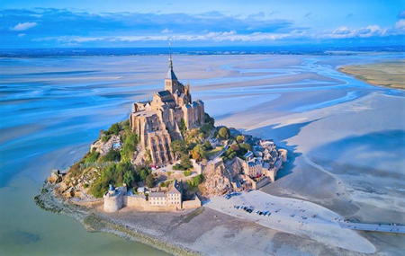 Mont-St-Michel  : vente flash, week-end 3j/2n ou plus en résidence proche plage