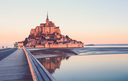 Mont-Saint-Michel : week-end 2j/1n en hôtel 4* + petit-déjeuner, - 40%