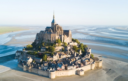 Baie du Mt-St-Michel : vente flash week-end 2j/1n en hôtel 3* + petit-déjeuner, - 33%