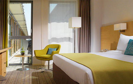 Montpellier : vente flash, week-end 2j/1n en hôtel Marriott 4* + petit-déjeuner, - 72%