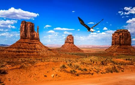 Ouest Américain : autotour 12j/10n en hôtels + pension selon option + voiture & vols