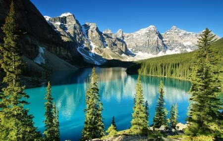 Canada : autotour, 11j/9n en hôtels & résidences + loc. de voiture + vols